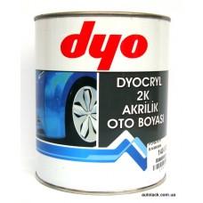 Dyo  Фарба  акр. 233 Біла