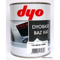 DYO база 1л  LB7Z / VW срібний сатин