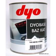 DYO база 1л 419  Опал (срібло)