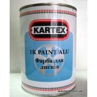 KARTEX  1k Фарба для дисків 0.8 л