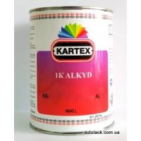 KARTEX 1K alkyd Біла 040 0.8л