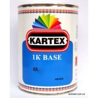 KARTEX  1K base OPEL 157  0,8л