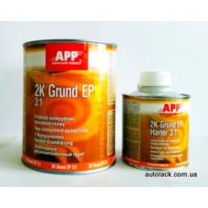 АРР 2K - Grund EP 1л. Грунт епоксидний +активатор (кт)