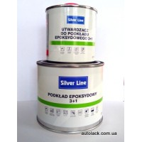 Silver Line Грунт эпоксидний  0.5l+0,17л.