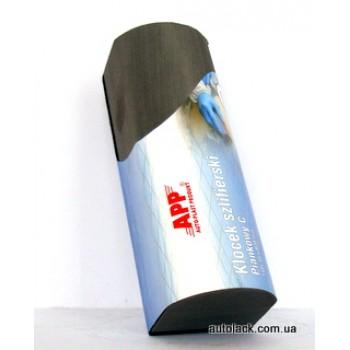 APP150205 Колодка шліфувальна пінкова /C