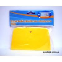 Шпателі BOLL пластик 4шт. жовтий