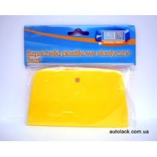 Blue Car Комплект пластикових шпателів (жовтий 3 шт.)