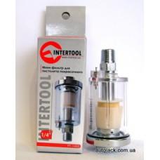PT-1402 Фільтр для пневмосистеми  вологовідштовхувач