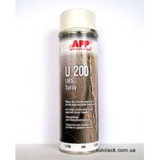 APP Антигравій аэрозоль U200 500 ml білий