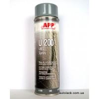 APP Антигравій аэрозоль U200 500 ml сірий