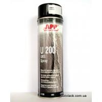 APP Антигравій аэрозоль U200 500 ml чорний
