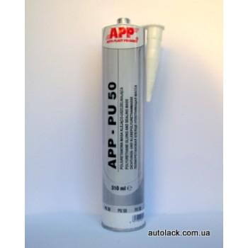 APP Герметик  PU 50 310ml білий