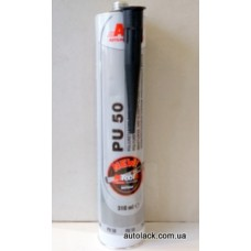 APP Герметик  PU 50 310ml чорний