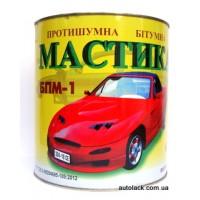 Мастика Бітумна БПМ-1 (2кг)