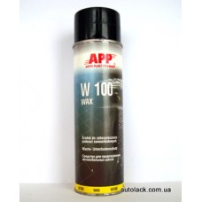 АРР  парафін W100 500мл. чорний