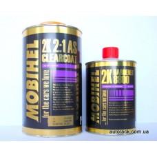 Mobihel 2K MS 1л antiscrach +затв. 8800 0,5л