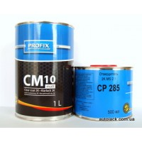 Profix  CM 10 Матовий лак (1л+0,5л) комлект