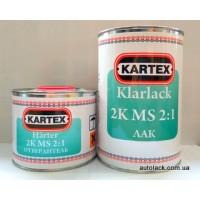 KARTEX Лак MS 2+1(1.0+0.5) к-кт