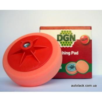 DGN круг полірувальний рожевий М14 /d150