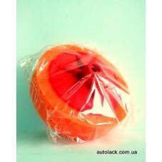 Круг полірувальний M14 h5см d150мм середній оранжевий