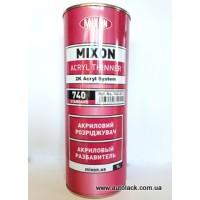 MIXON  Розчинник Acryl Thinner 2K Acryl System 740 Standart 1L/