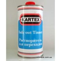 Kartex 0.5 L Розчинник переходів