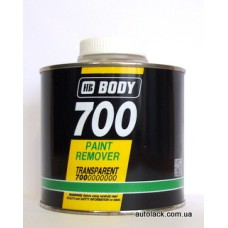 Body 700 Змивка фарби 0,5л.