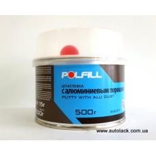 Polfill  Шпатлівка з алюмінієм Polfill з зат. 0.5кг