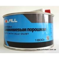Polfill  Шпатлівка з алюмінієм Polfill з зат. 1.8кг