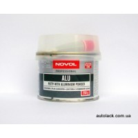 Novol шпатлівка з алюмінієм (250гр)