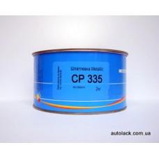 PROFIX CP335 шпатлівка з алюмінієм  2kg