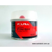 Polfill  Шпатлівка фінішна Polfill з зат. 0.5кг