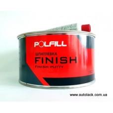 Polfill  Шпатлівка фінішна Polfill з зат. 1.8кг