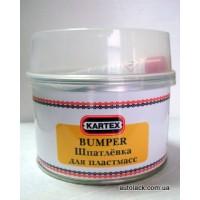 KARTEX  шпатлівка  для пластику  0,5 кг