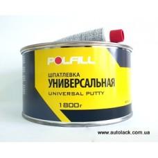 Polfill  Шпатлівка універсальна Polfill з зат. 1.8кг