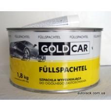GOLD CAR Шпатлівка універсальна FULL 1,8 кг.