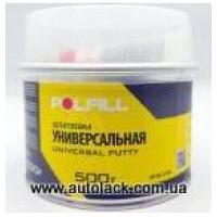 Polfill  Шпатлівка універсальна Polfill з зат. 0.5кг
