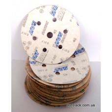 SAIT Р100 диск на липучці 150мм (90836)