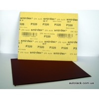Smirdex P1000 Папір абразивний (лист 230*280)