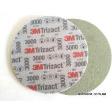 3M Trizact d150mm P3000