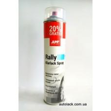 APP Rally Color  фарба акр. лак  600ml